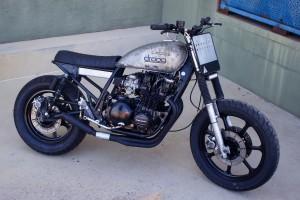Kawasaki KZ750 Brat Tracker