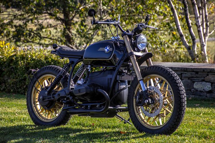 BMW R100 Tracker by Garage Sheriff – BikeBound