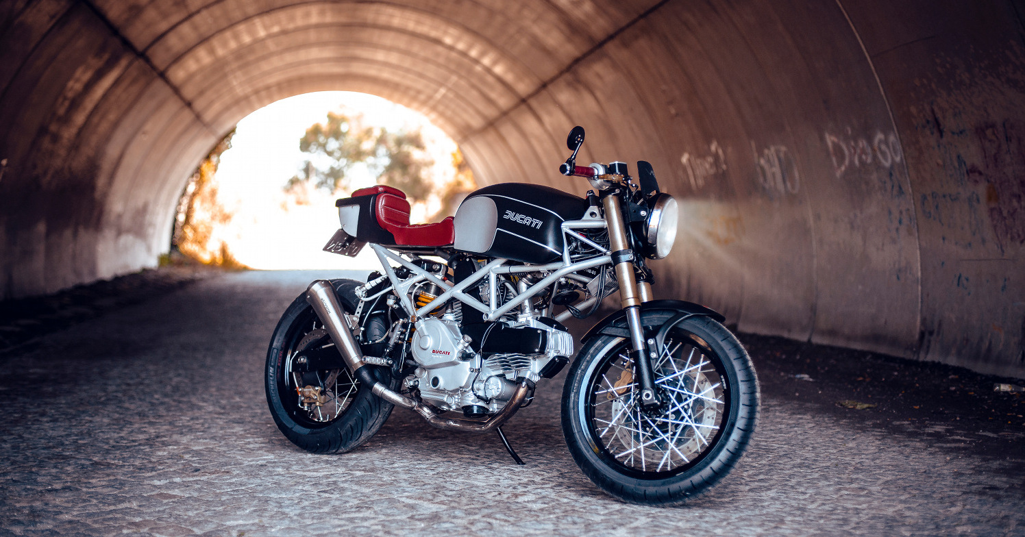 Ducati Monster 600 Cafe Racer By Wrench N Wheels