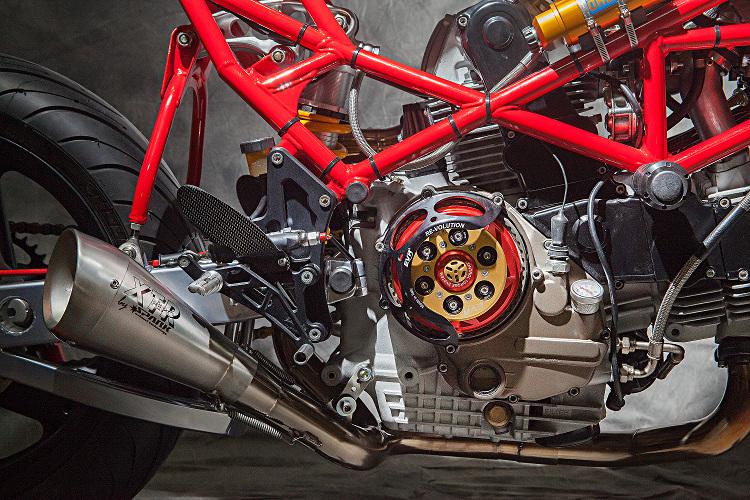 Ducati St  Fork Oil Specs Race Tech