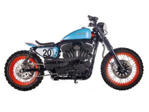 Harley Sporster Scrambler
