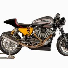 Harley XR1200 Cafe Racer by Shaw Speed & Custom