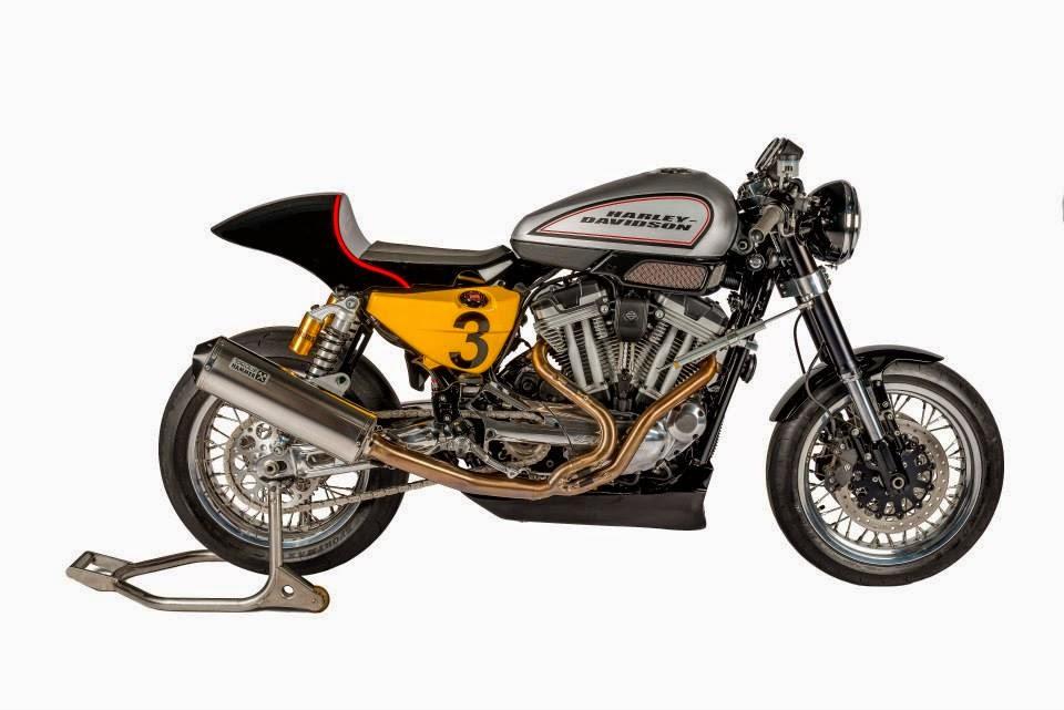 harley xr1200 cafe racer by shaw speed custom bikebound. Black Bedroom Furniture Sets. Home Design Ideas