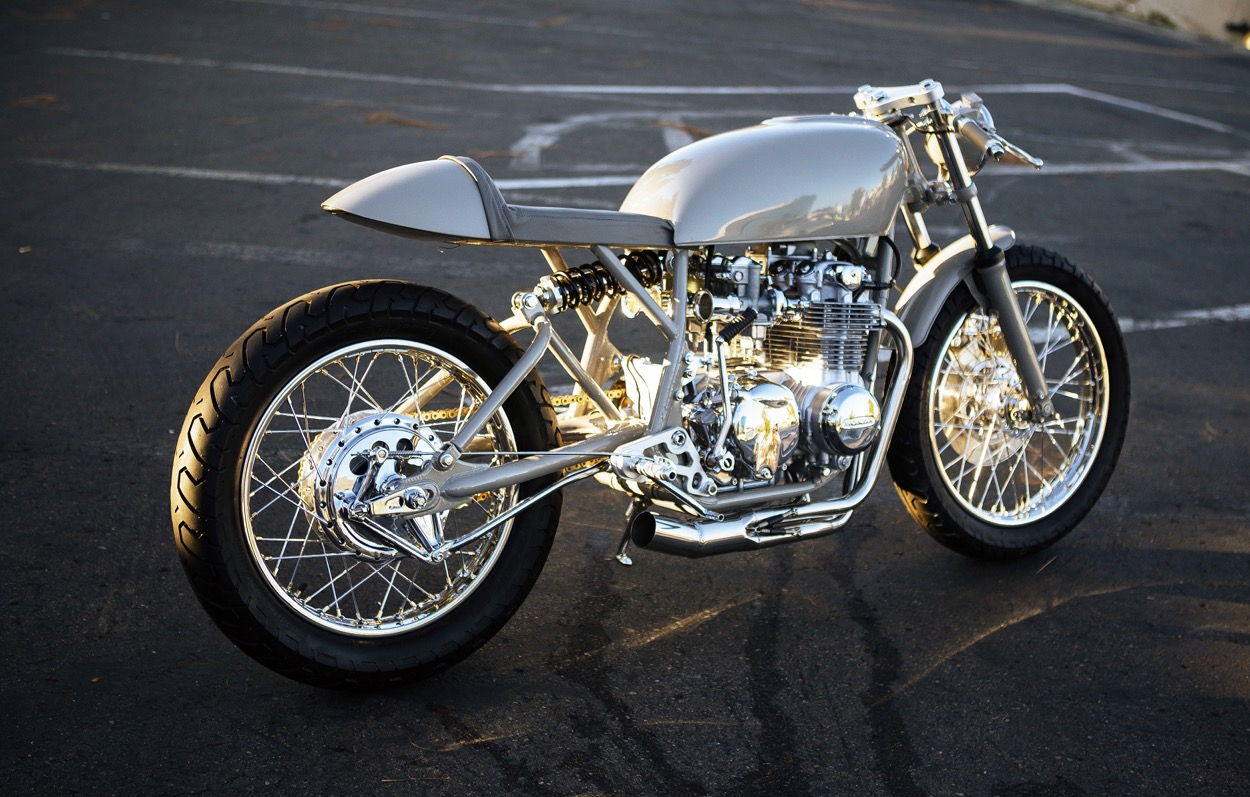 Cafe Racer Tail