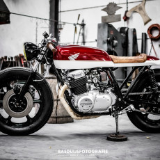 Honda CB750F Cafe Racer by Wrench Kings