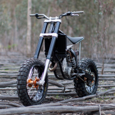 "KTM ""HiRider"" by Engineered to Slide"