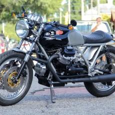 Moto Guzzi 850 T Cafe Racer by Moto Motivo