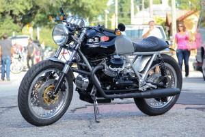 Moto Guzzi 850 T Cafe Racer