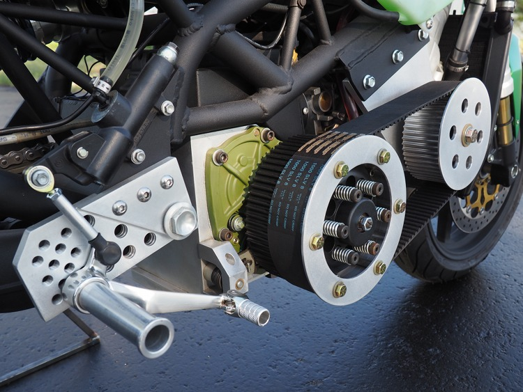 Snowmobile engine motorcycle