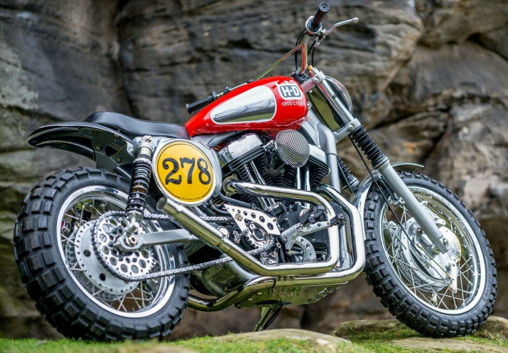 1200 Cross by Shaw Speed and Custom