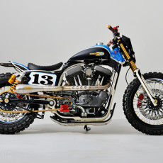 Harley Nightster Tracker by SSC