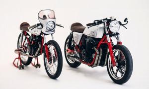 Honda CB50 Cafe Racer