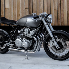 Honda CB750F2 Cafe Racer by 14Cycles