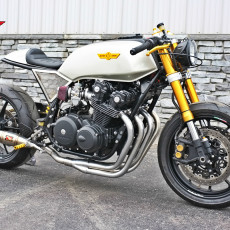 Honda CB750F Cafe Racer by BBCR Engineering
