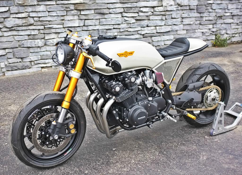 honda cb750f cafe racer by bbcr engineering bikebound. Black Bedroom Furniture Sets. Home Design Ideas