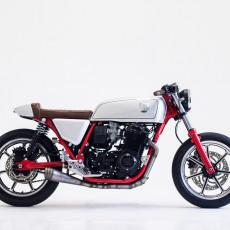 Honda CB750K Cafe Racer by Herencia Custom Garage