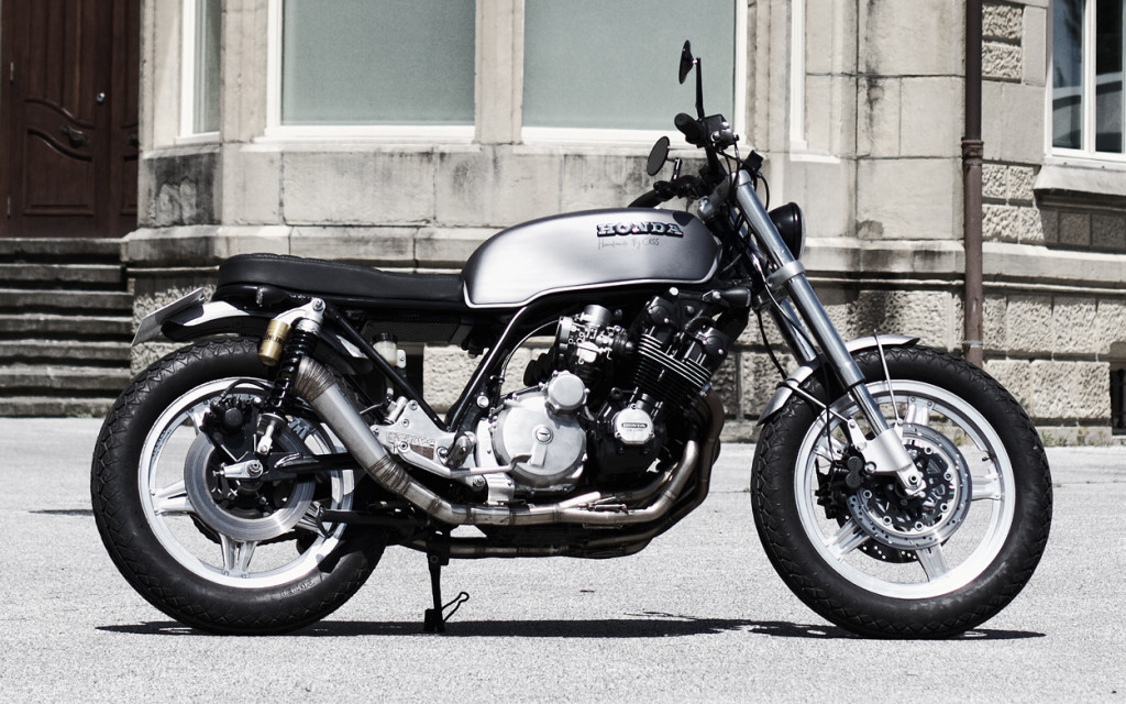 Honda CBX Custom Cafe Racer