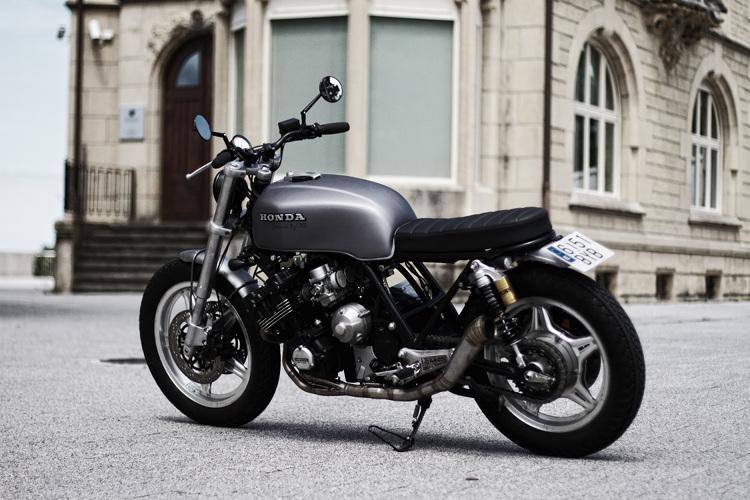 honda cbx1000 customcafe racer sspirit – bikebound