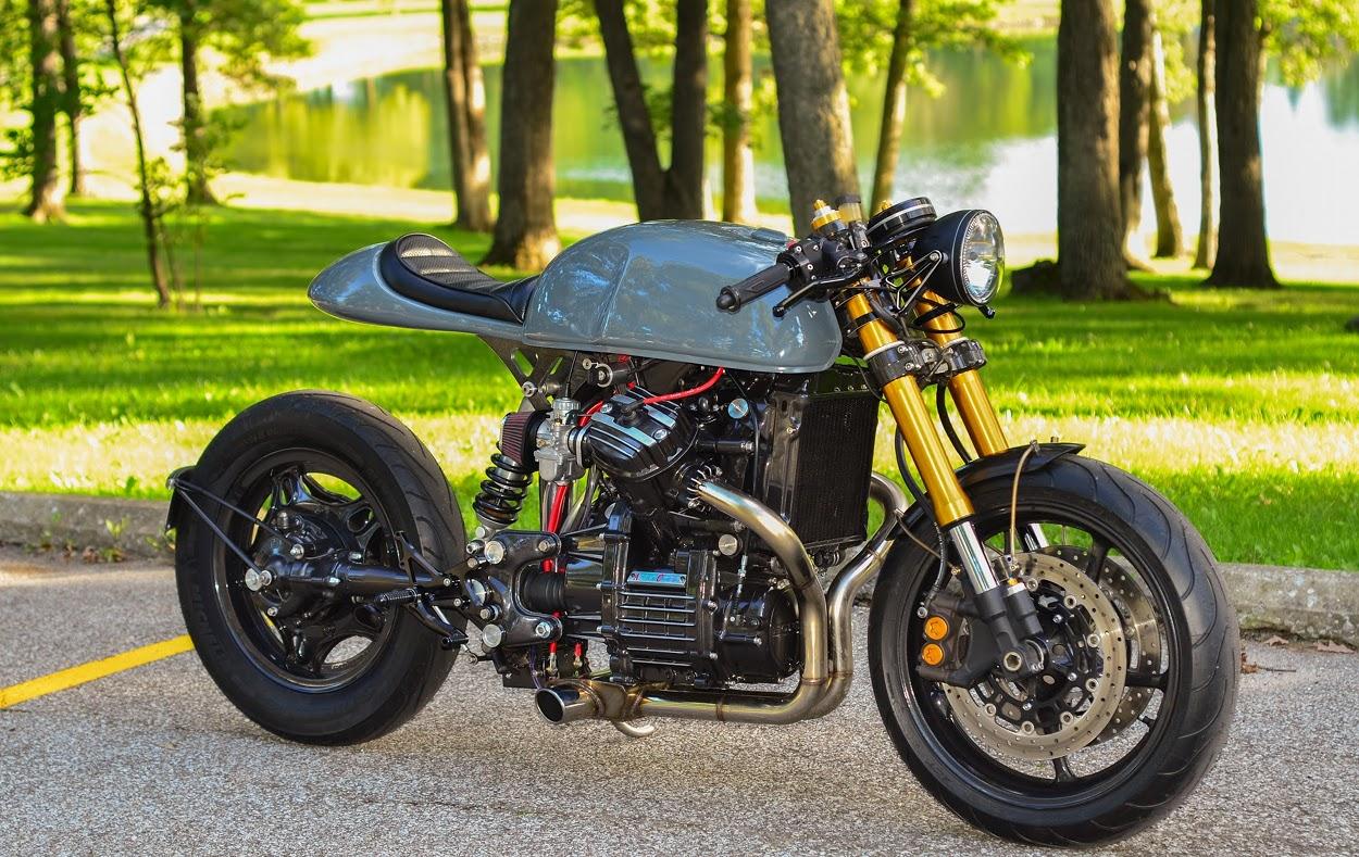 Honda CX500 Cafe Racer By BBCR Engineering BikeBound