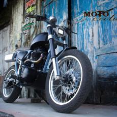Royal Enfield Scrambler by Moto Exotica