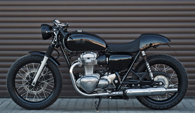 Cafe Racer Classic Seat
