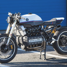 BMW K1100 Cafe Racer by De Angelis Elaborazioni