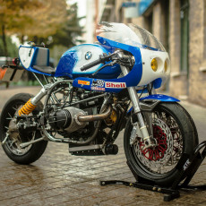 BMW R100R Cafe Racer by XTR Pepo