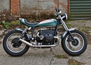 BMW R100RT Tracker