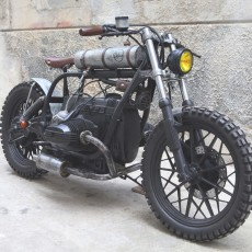 BMW R65 Scrambler by Delux Motorcycles