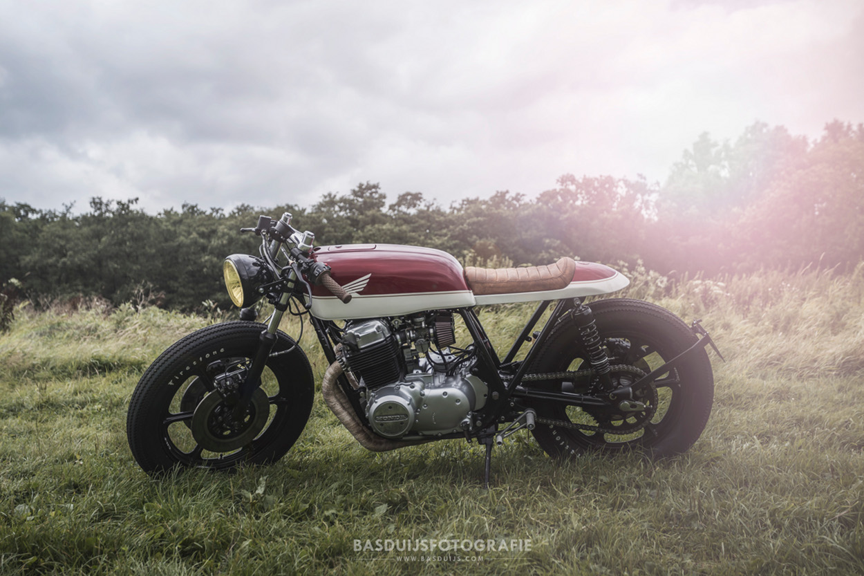 Buying a Cafe Racer