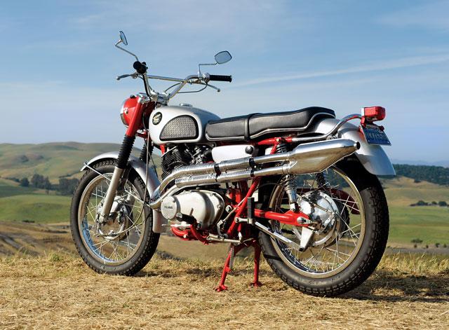 Honda 305 Scrambler >> Honda CB550F Restomod by OtC Custom – BikeBound