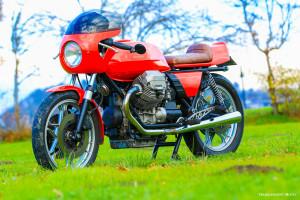 Moto Guzzi 850 Le Mans Cafe Racer