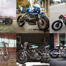 Best Cafe Racers of 2016