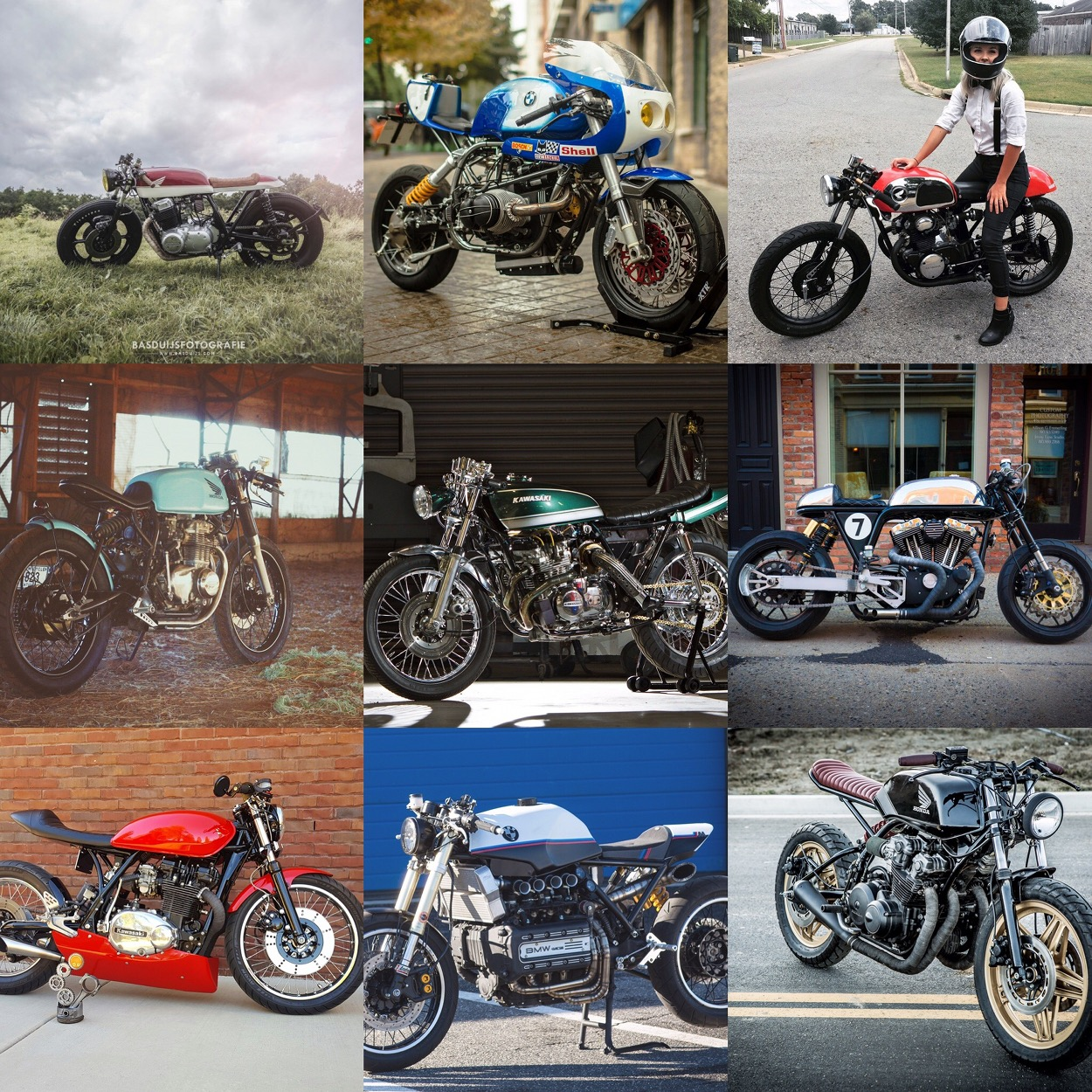 we decided to follow up our list of 2016 best custom motorcycles with a cafes only list some of these were real darlings of social media