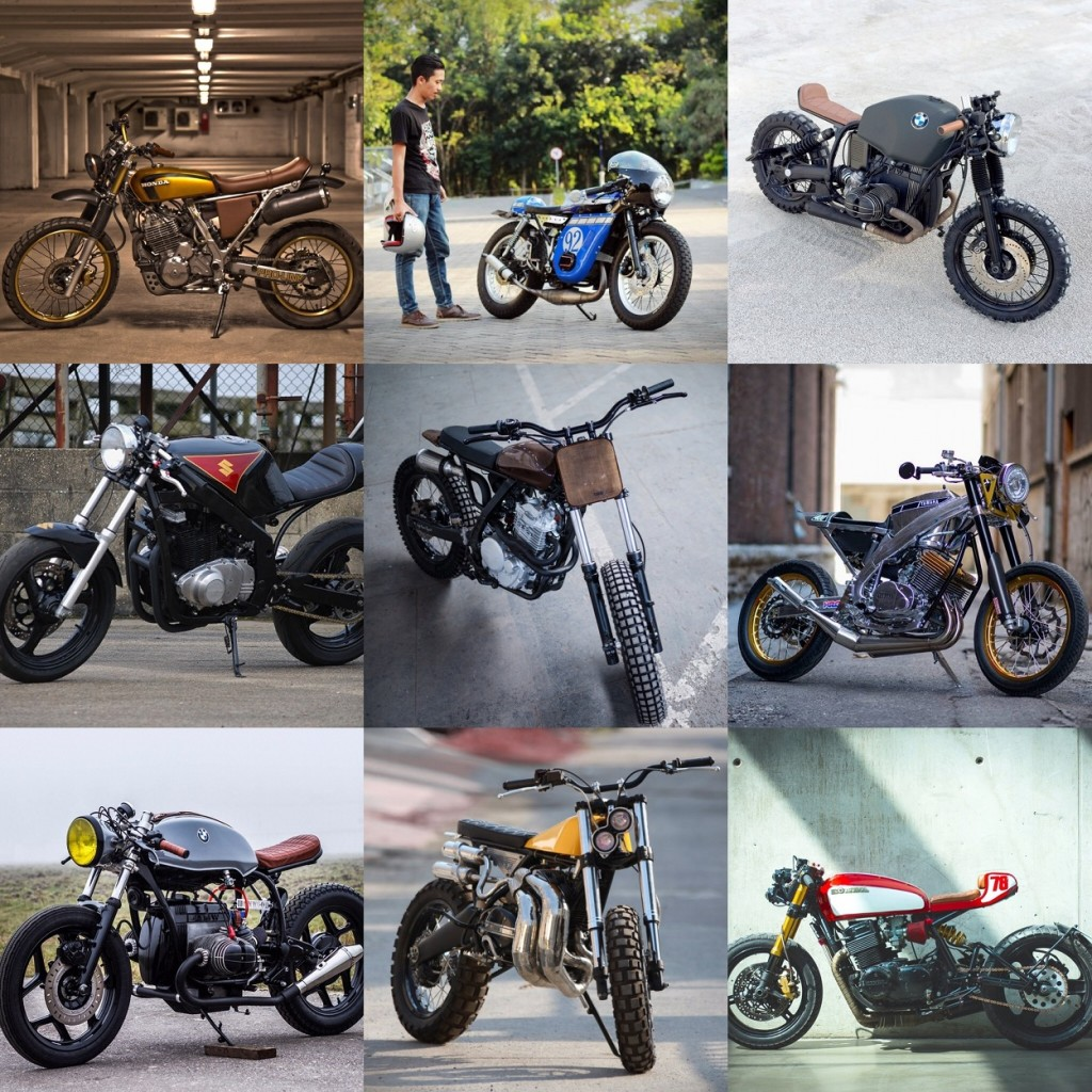 Best Custom Motorcycles 2016