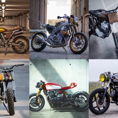 10 Best Custom Motorcycles of 2016