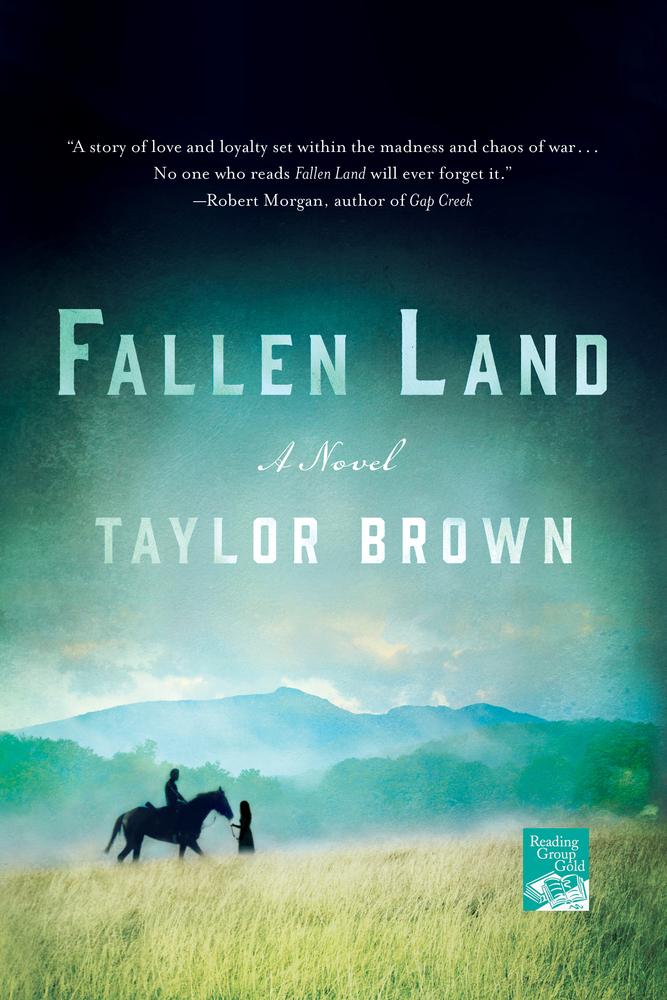Fallen Land Paperback