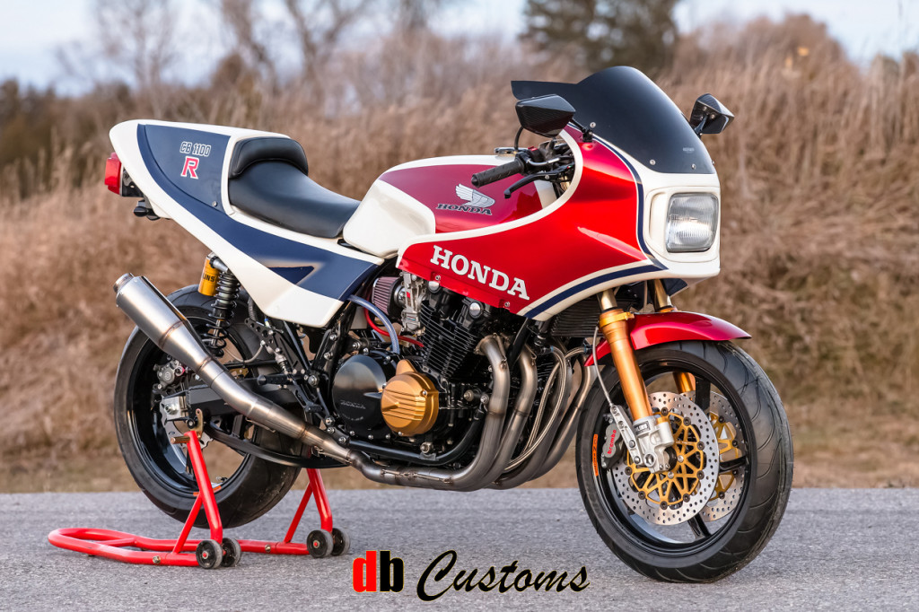 Honda CB1100R Restomod