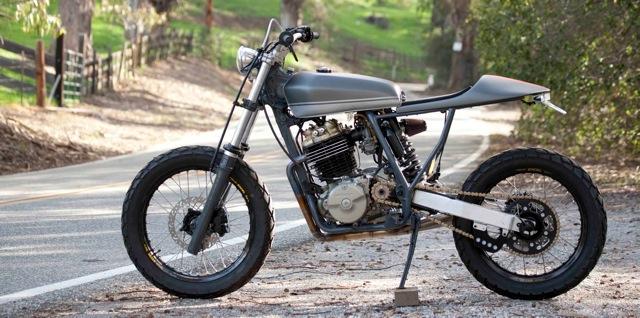 Honda Xr600r Street Tracker Bikebound