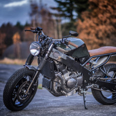 Kawasaki ZX-6R Streetfighter by Wrench Kings