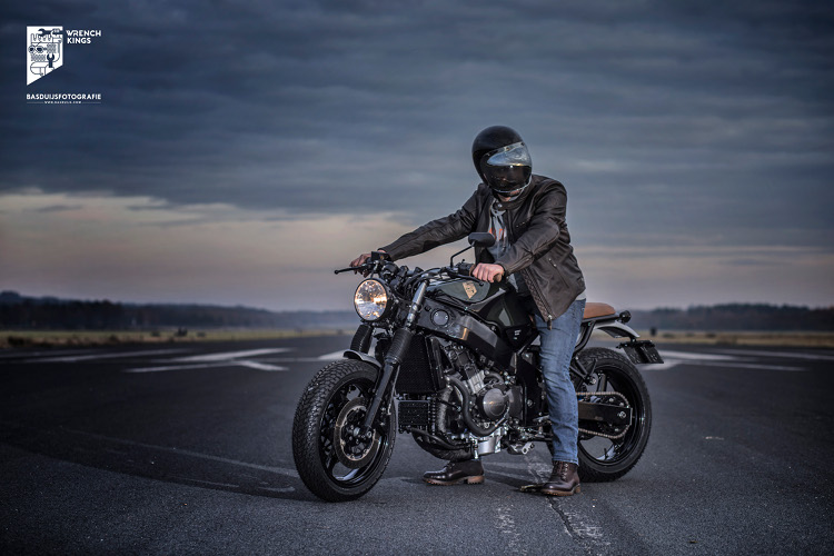 Kawasaki Zx 6r Streetfighter By Wrench Kings Bikebound