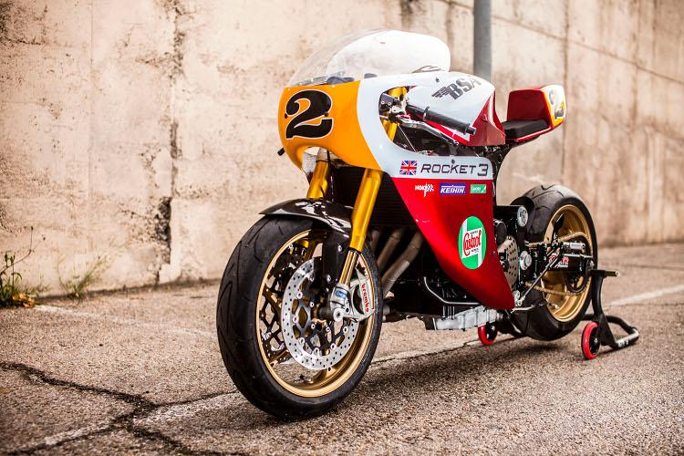 Triumph Legend Cafe Racer