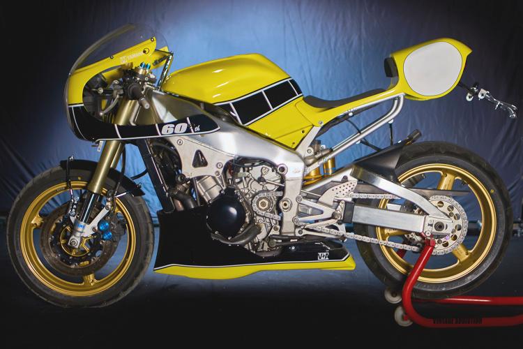 Yamaha YZF-R1 Cafe Racer