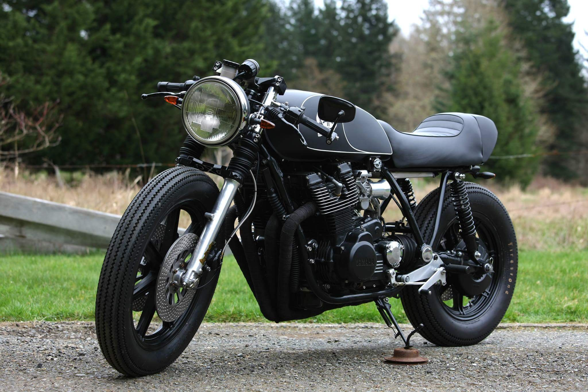 "Two decades and more after its launch, maybe the XS1100's time has finally come."" XS1100 Cafe Racer"