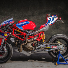 Ducati Monster Custom by XTR Pepo