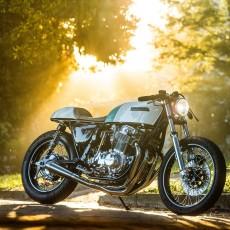 Honda CB750K Cafe Racer by J.Webster Designs