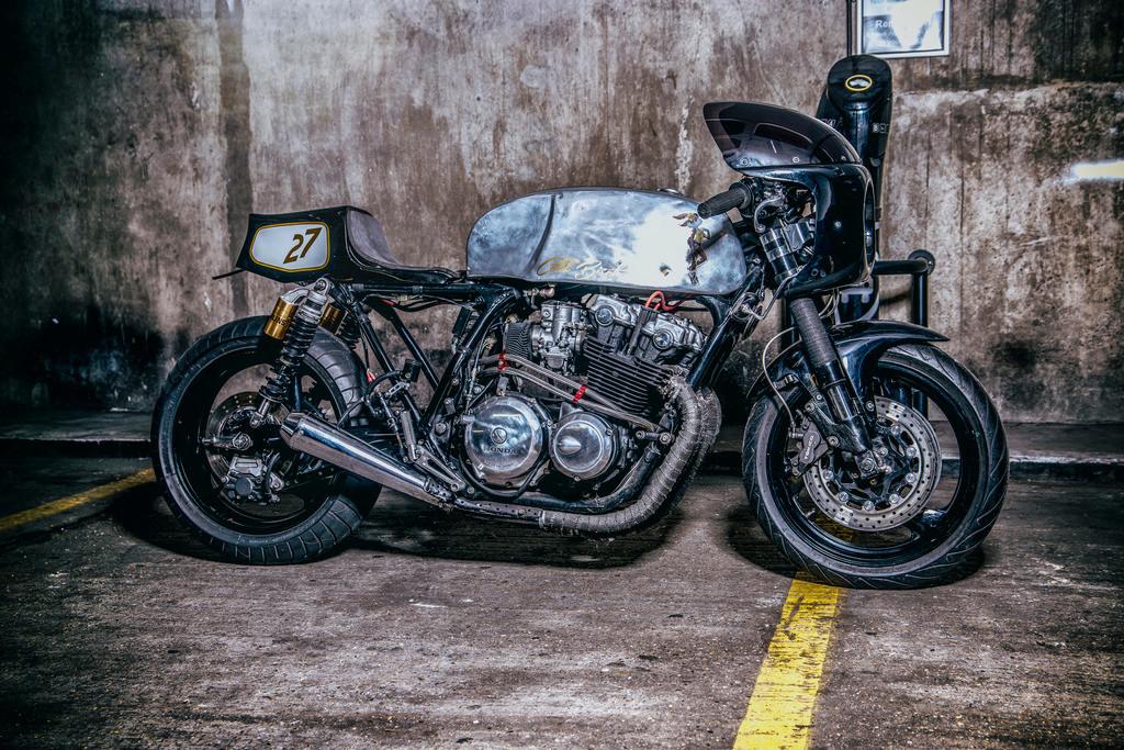 honda cb900 cafe racer – bikebound