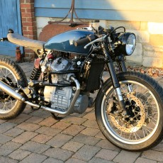 Honda CX500 Cafe Racer by Rolling Retro