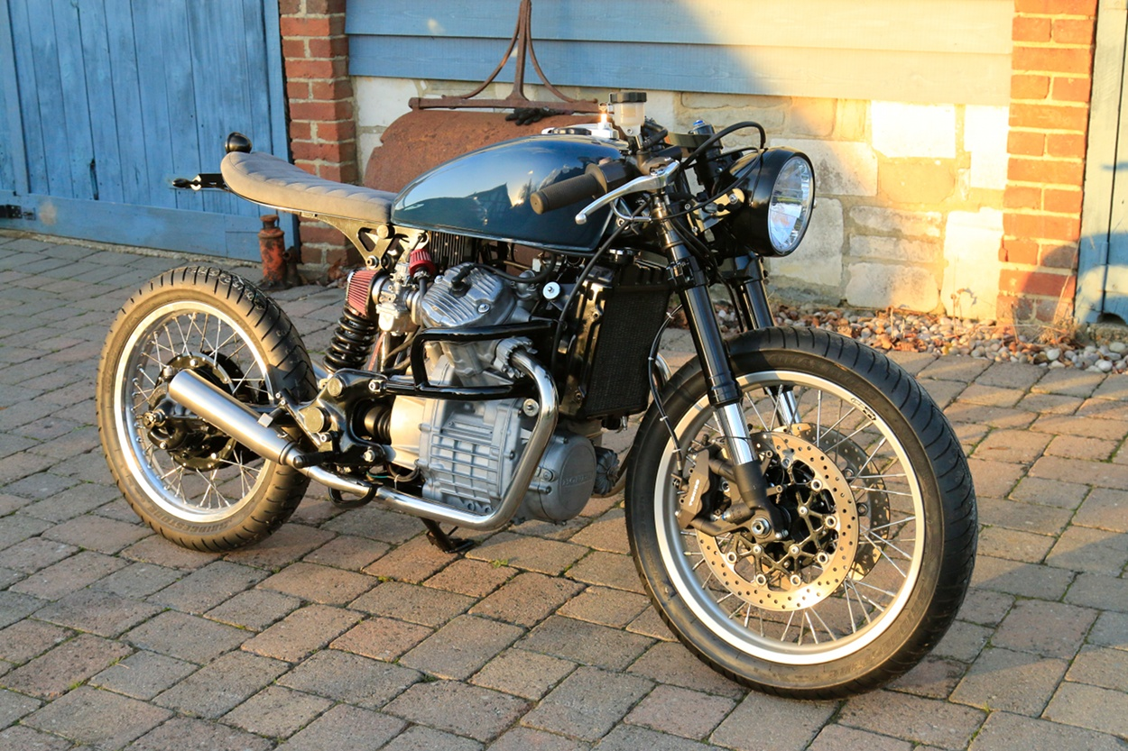 Nothing We Love More Than A Shed Built Cafe Racer Especially When It Turns Out As Clean This One The Honda CX500 Has Become Favorite Among Builders