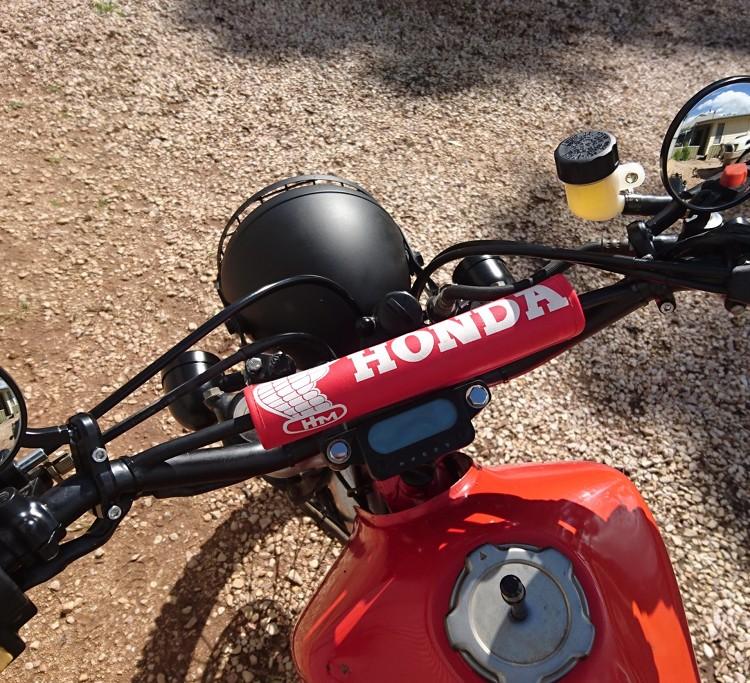 Honda XL600R Scrambler